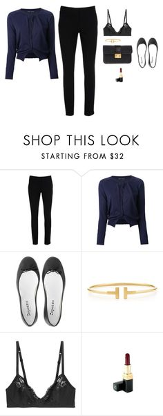"""""""Untitled #234"""" by bittealt ❤ liked on Polyvore featuring Warehouse, Aida Barni, Repetto, La Perla, Chanel and Louis Vuitton"""