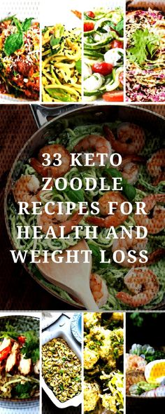 Keto Zoodle Recipes Zoodles have so many advantages, regardless of the diet that you're on. The recipes in this list offer a variety of ways to enjoy zoodles on a regular basis. Let us know your favorites! Vegan Zoodle Recipes, Spiralizer Recipes, Beef Recipes, Whole Food Recipes, Healthy Recipes, Donut Recipes, Healthy Nutrition, Healthy Habits, Healthy Foods