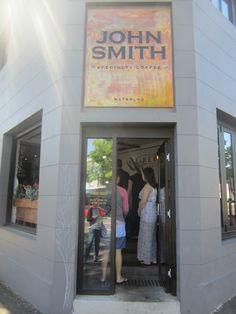 Sydney WeekendNotes - John Smith Cafe - Sydney