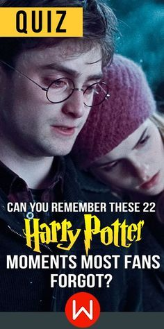 Are you a true Harry Potter fan or just a muggle? HP trivia Quiz. Let's see if you are a TRUE Harry Potter Fan. This HP trivia will challenge your Harry Potter memory. Harry Potter Test. Can you remember all these HP moments? Hermione Granger, JK Rowling, Hagrid, Ron Weasley, Snape... Only true fans remember detail of Harry Potter. Do you?
