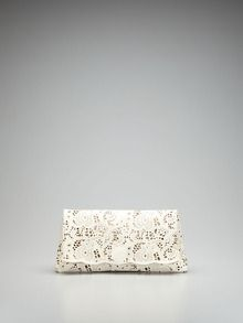 Eva Lace Cut Clutch by Buco up to 60% off at Gilt