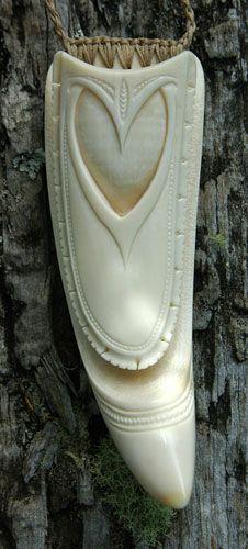 Image result for bone carving lashing