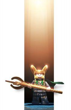 Lego Marvel Superheroes Concept Art pt2