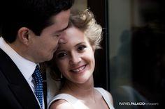 Reportajes de recien casados. Novias guapas y novios felices