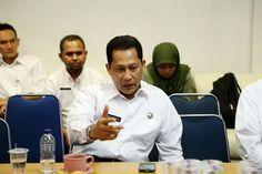 Komjen Buwas Dorong KPK dan Polri Usut Tuntas Kasus RJ Lino