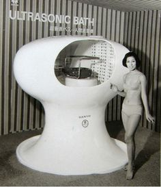 The Future of Bathing