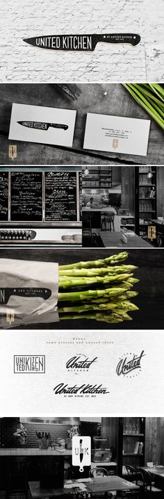 identity / United Kitchen - restaurant