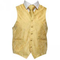 Amanti - Men's 4pc Set Paisley Tuxedo Vest - Banana, X-Small Amanti http://www.amazon.com/dp/B00BTMZI50/ref=cm_sw_r_pi_dp_wGhPub03K9B9F