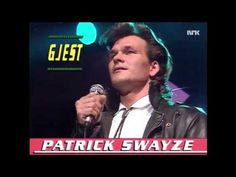 She's Like the Wind | Patrick Swayze | When Patrick Swayze gets you all nostalgic for your 1980s childhood. <sigh> I'm not sure this says a lot about my parent's parenting skills, but Dirty Dancing was my first favorite movie. I watched it repeatedly.
