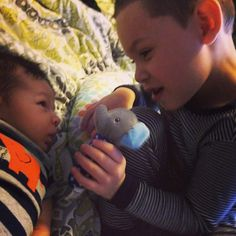 Kailyn Lowry's sons Isaac and Lincoln