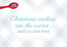 Our most classic Christmas cookies to help you #MakeMerry!
