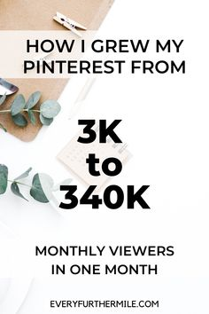 Need help with your Pinterest strategy? Follow these 7 Pinterest marketing strategies to drive more traffic and clicks to your blog posts. See how we grew our Pinterest from 3k to 340k monthly viewers in 1 month and see how we created our first viral Pin.#everyfurthermile #pinterestmarketing #pintereststrategy Way To Make Money, Make Money Online, Get More Followers, Pinterest For Business, Creating A Blog, Marketing Strategies, 1 Month, Blogging For Beginners, Mom Blogs