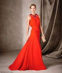 44 Astonishing And Vibrant Cocktail Dress Collection launched by Pronovias Bridesmaid Dresses, Prom Dresses, Wedding Dresses, Cocktail Vestidos, Cocktail Dresses, Floor Length Gown, Elegant Woman, Beautiful Gowns, The Dress
