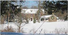 Buck County Farmhouse