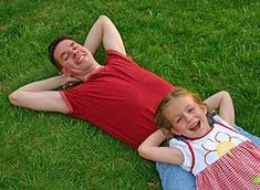 Article on the toxicity of lawn chemicals  Not good to lie in, especially for the kids.  Long lasting effects ....