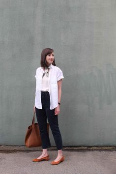 Style Bee - Spring Shirts for Now + Later