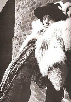 70's fur