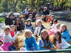 5 great hay rides in the Chicago area | ChicagoParent.com