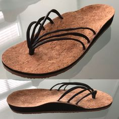 Vita Proof Pearl & Grace Hand Made slipper  Build around a podiatry inlay for feet that need a little bit more support