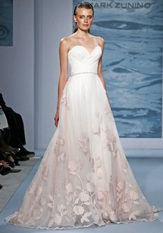 Mark Zunino for Kleinfeld 116 Wedding Dress - The Knot