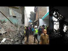 Pesawat Latih TNI AU Super Tucano Jatuh Di Malang BREAKING NEWS