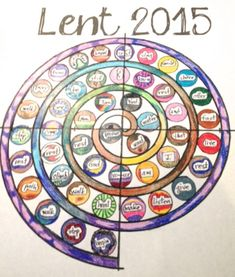 Lent Calendars | Praying in Color