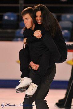 Elena and Nikita *ages 19 and 22