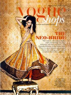 {The Neo Bride by Vogue India}