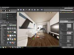 Unreal Engine 4 Realistic light Tutorial - YouTube