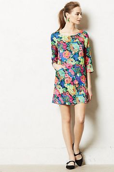 Tropicalist Shift #anthropologie