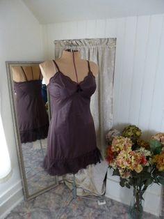 Glam Garb Tutu Dress Espresso 36/38 Romantic Elegant by glamgarb, $70.00