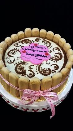 fingers Tiramisu for MoM #seeetcreation20 #tiramisu #birthday