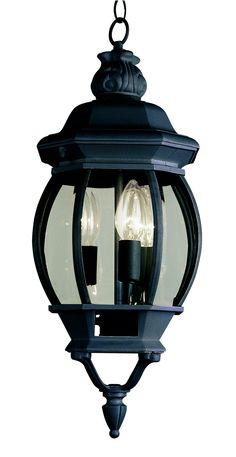 Three Light Hanging Lantern