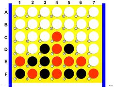 """Create your own """"Connect Four"""" style review games in PowerPoint!"""