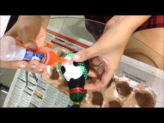Esferas Navideñas Recicladas - Manualidades para Navidad - Fácil DIY - Navidad Catwalk - YouTube
