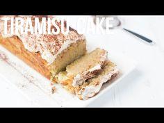 RECEPT: Tiramisu-cake | OhMyFoodness - YouTube