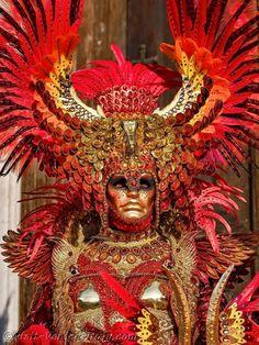 Venice Carnivale, Venetian