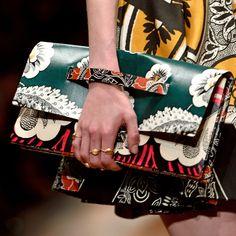 Spring 2015's Top Handbag Trends | The Zoe Report