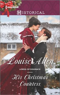 Louise Allen - His Christmas Countess / #awordfromJoJo #HistoricalRomance #LouiseAllen