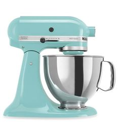 what color mixer would you  choose?