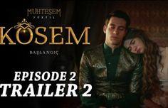 Magnificent Century Kosem Episode 2 Trailer 2 – English Subtitles