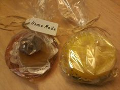 Saippuat: suklaa-kahvi & mandariini