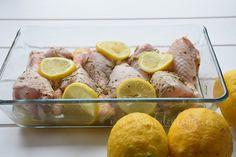 Muslitos de Pollo al Limón | Sin Glutenland
