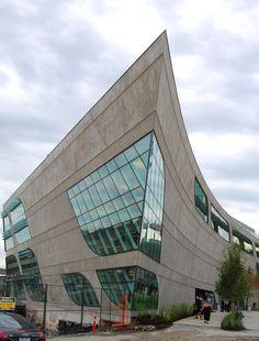 **Surrey City Centre Library, Canada