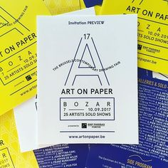 Betts Project is pleased to invite you to the third edition of ART ON PAPER, the Brussels International Contemporary drawing fair, with a solo show of PIER VITTORIO AURELI. 7 to 10 September 2017 at BOZAR, rue Ravensteinstraat, 23 - 1000 Brussels. Link in bio for the vernissage invitation. #piervittorioaureli  #artonpaperfair