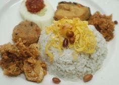 Nasi Lemak Malaysia vs Nasi Gurih Aceh