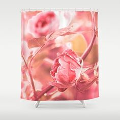 Vintage Paris Roses Shower Curtain | Bathroom | Pinterest | Victorian Shower  Curtains, Vintage Shower Curtains And Victorian