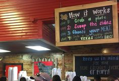 Yummy barbecue at Terry Black's BBQ (Austin, TX)