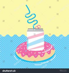 Pool Fun, Summer Pool, Cool Pools, Invitation Cards, Templates, Birthday, Funny Caricatures, Invitations, Illustrations