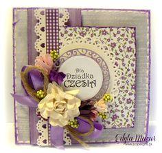 Purple-gray - For Grandfather Czesio - Scrapbook.com